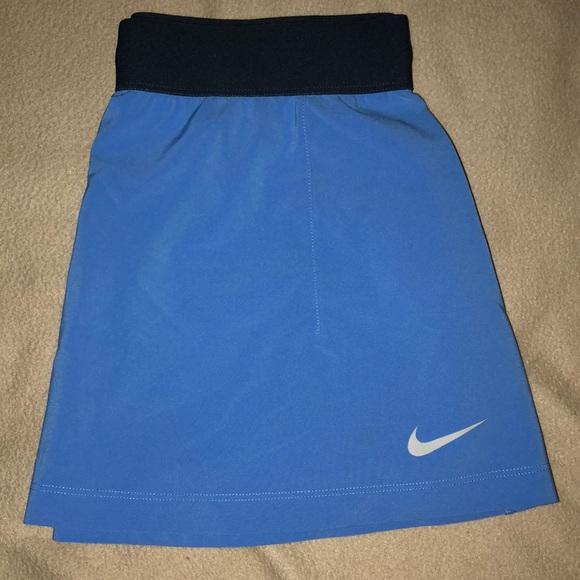 Nike Dresses & Skirts - Nike blue dri-fit skirt
